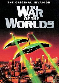 Cartel de la película La guerra de los mundos