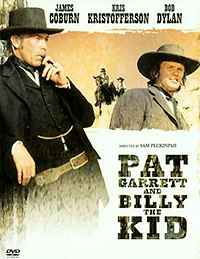 Cartel de la película Pat Garrett and Billy the Kid