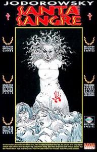 Cartel de la película Santa Sangre