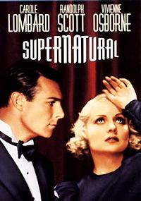 Cartel de la película Supernatural