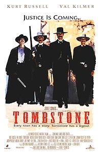 Cartel de la película Tombstone