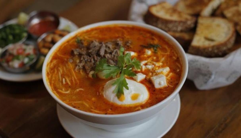 Restaurante Siete Sopas Del shambar trujillano al