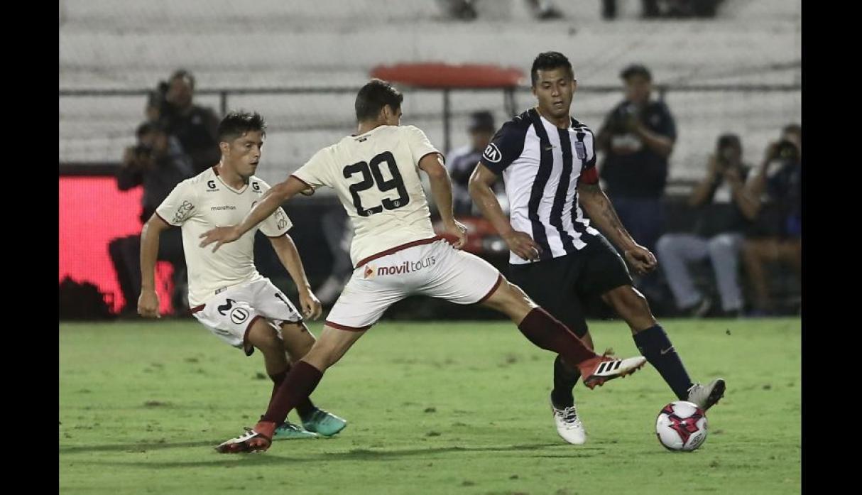 Alianza Lima vs. Universitario: Las mejores fotos del clásico del ...