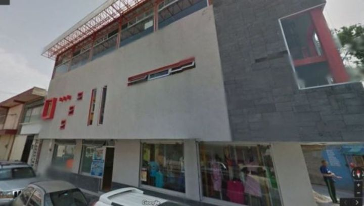 Gimnasio en el que Valeria Cruz Medel se ejercitaba. (Google)