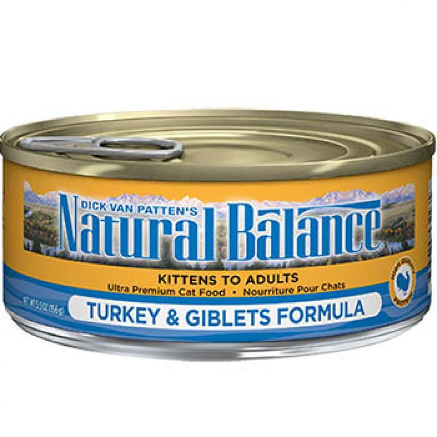 Natural Balance雪山 全貓罐頭 火雞及內臟 Turkey & Giblets 3oz 低至 $12.5 - 貓罐頭 貓濕糧 - Natural Balance 雪山 - PetChill HK ...
