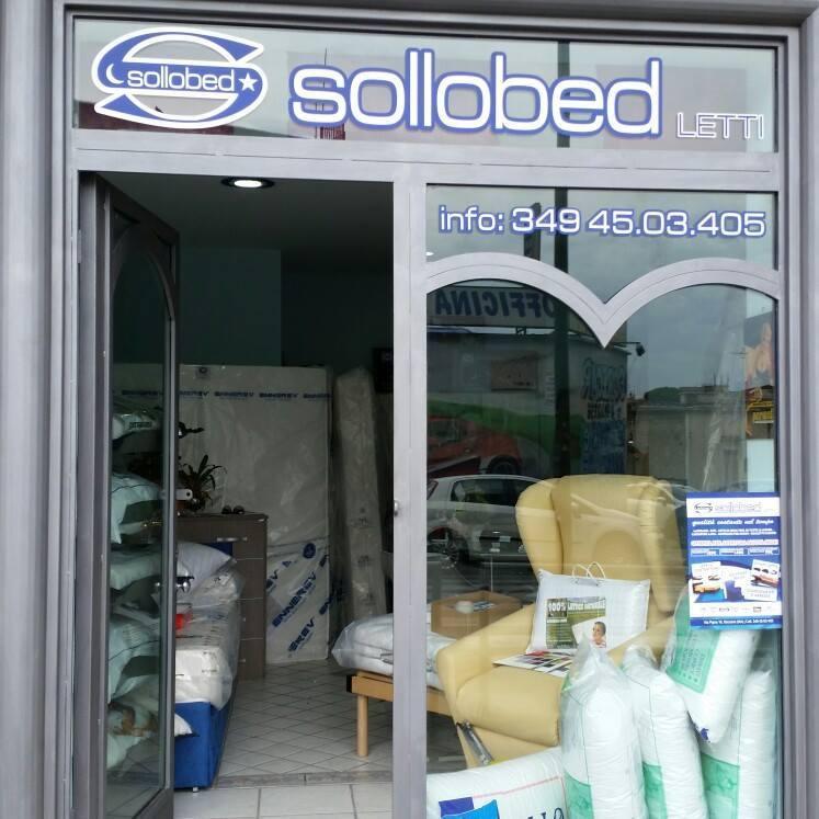 Sollobed Materassi e Letti  Soccavo Via Pigna 16