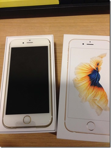 iPhone 6s 開箱 and JB