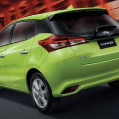Toyota Yaris Trd Philippines All New Camry 2.5 G Video 2018 Unveiled In Thailand From P740 845 The Facelifted Hatchback Receives An Look At Rear
