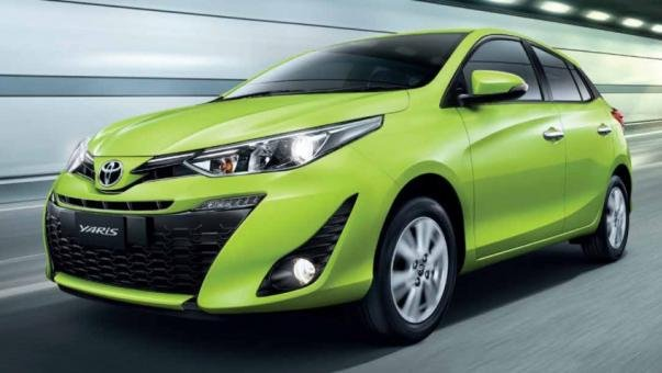 toyota yaris trd sportivo 2018 price cara reset ecu grand new avanza video unveiled in thailand from p740 845 up front the is now adorned by a large lower grille