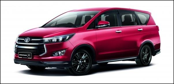harga new innova venturer 2018 kelemahan grand veloz 1.5 toyota 2 0x launched in malaysia the now officially becomes top of line variants fleet
