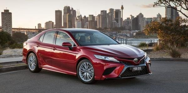 all new toyota camry philippines kelemahan grand veloz 1.5 2018 price and specs announced in australia the sl is top of line australian market