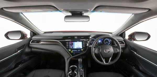 all new camry 2018 thailand harga headlamp grand veloz toyota price and specs announced in australia sx interior