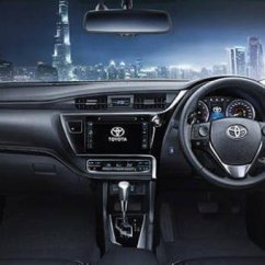 All New Toyota Altis 2018 Modif Grand Avanza 2016 Philippines Price Specs Review Release Date India Interior The Comes Loaded With Flaxen Color Trim