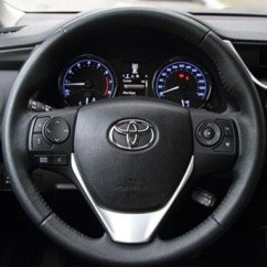 All New Toyota Altis 2018 Jual Grand Avanza 2015 Philippines Price Specs Review Release Date Dashboard The 3 Spoke Steering Wheel Is Now Wrapped By Lavish Leather