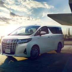 All New Alphard 2018 Redesign Grand Avanza 1.5 G Limited Facelifted Toyota Vellfire Officially Unveiled The Front Fascia Of Is Heavily Revised