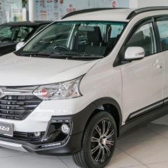 Grand New Avanza Veloz 2018 Warna Merah A Suv Looking Toyota X For Malaysian Market