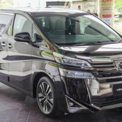 All New Alphard Vs Vellfire Kijang Innova 2013 Previewing The Refreshed 2018 Toyota In Malaysia 2 5 L Is Priced At Rm350 800