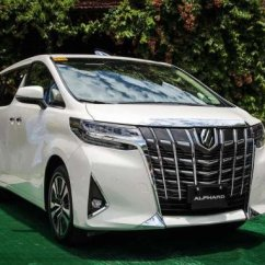 All New Alphard 2021 Harga Innova Venturer 2018 Toyota Facelift Launched In The Philippines Motor Has Recently Premiered Updated With A Fresh Style And More Advanced Standard Equipment