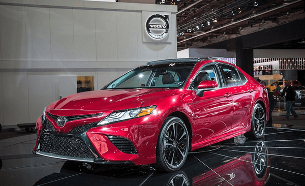 all new camry philippines 2017 indonesia harga toyota 2018 brief review pros cons price buying advice the is first generation to be inspired by and developed on tnga platform