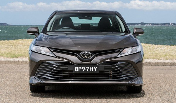 all new camry 2018 thailand 2016 toyota 2019 in camouflage captured on thai roads australia