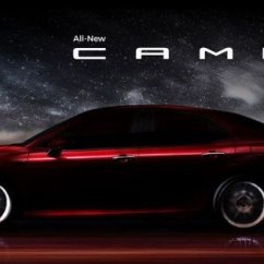 All New Toyota Camry 2019 Thailand Drl Grand Avanza To Be Launched In On October 29th The 8th Gen Xv70 Will Make Its Debut Country This