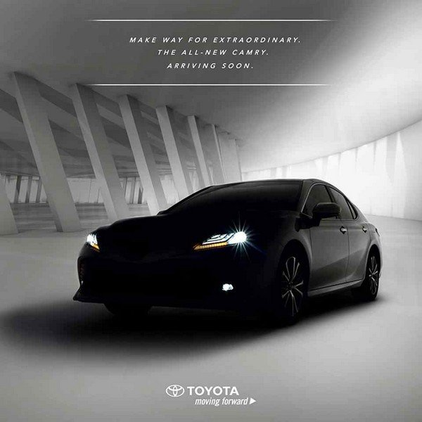 all new camry philippines brand 2017 price toyota 2019 to be launched in the soon is making its much anticipated debut here asia