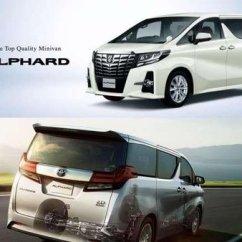 All New Alphard 3.5 Q Grand Veloz 1.3 2016 2017 Toyota 3 5q 109170