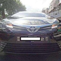 Brand New Toyota Altis For Sale Philippines Lebar Grand Avanza Almost 2017 Corolla 1 6 G Mt 273648