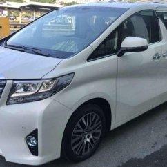 All New Toyota Alphard 2018 Indonesia Jual Grand Avanza Bekas Di Depok At Brandnew For Sale 344673
