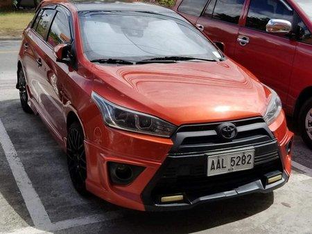 toyota yaris trd philippines all new camry กับ accord rush sale like g 1 5 mt 2014 357883