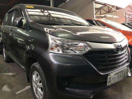 grand new avanza grey metallic interior 2016 2017 toyota 1 3 e automatic gray for sale 385728