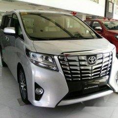Brand New Toyota Alphard For Sale Ukuran Velg All Yaris Trd 2018 378153
