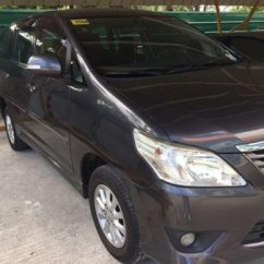 All New Kijang Innova 2.0 G Spesifikasi Grand Avanza E 2015 2014 Toyota 2 0g Gas Black For Sale 381626