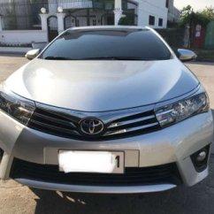 All New Corolla Altis Vs Civic Pengalaman Grand Veloz Toyota 1 6g Matic 2014 Vios Wigo Honda 2015