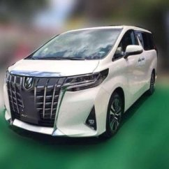 All New Alphard Harga Grand Avanza Type E 2015 Toyota 2018 For Sale 463743