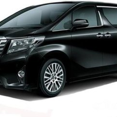 All New Alphard 2018 Redesign Pajak Mobil Grand Avanza Toyota For Sale 481386