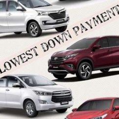 Diskon All New Kijang Innova Drl Grand Avanza 2018 Toyota Lowest Down Payment And Discount For Cash Bank Po