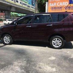 All New Kijang Innova V Diesel Grand Veloz 1.3 2016 Toyota Automatic 520024