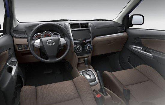 spesifikasi grand new avanza e 2015 toyota yaris ativ trd 2017 review philippines price spec interior gets a navi ready touchscreen screen sound