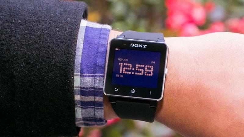 Sony SmartWatch 2 : notre prise en main de la montre connectée