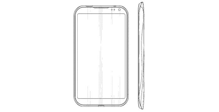 Smartphones Samsung : vers la fin des boutons physiques