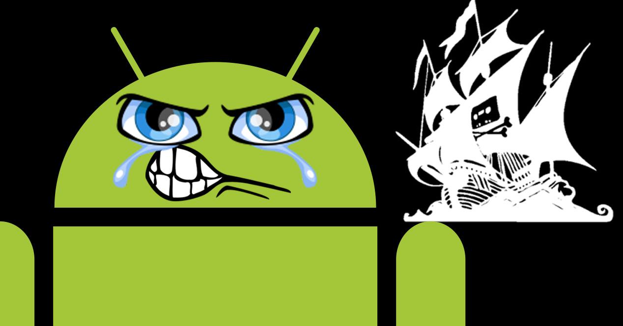Android et le piratage