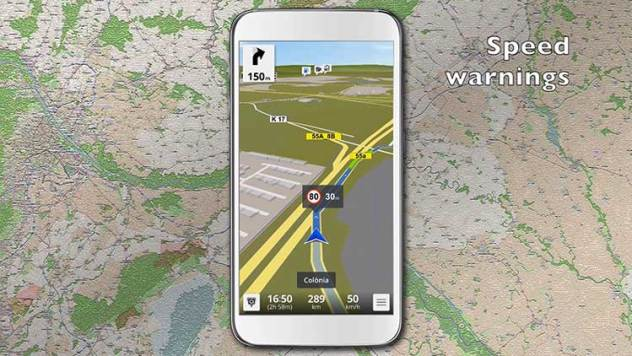 Be on the Road sur Android