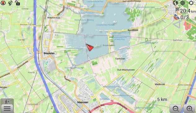 OsmAnd cartes et navigation GPS et navigation