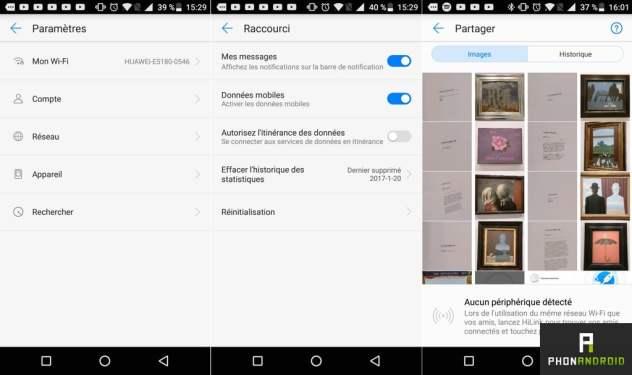 application huawei hilink 4gbox bouygues telecom