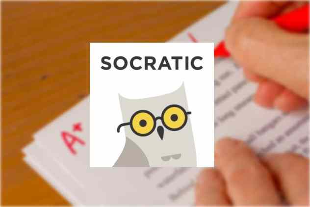 socratic application devoirs