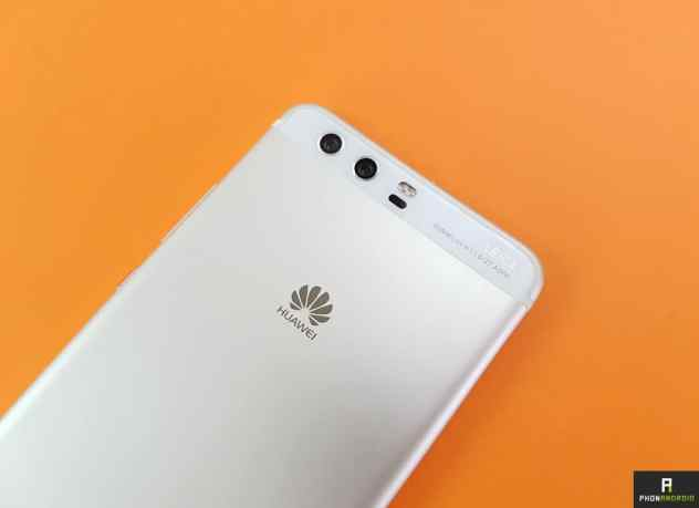 test huawei p10 plus double camera leica