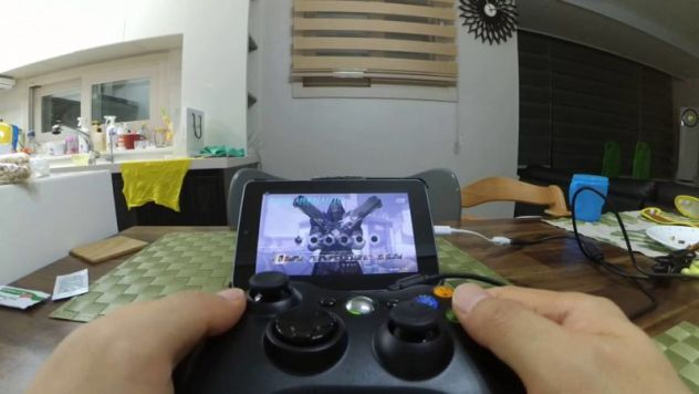 remotr overwatch smartphone tablette android ios windows
