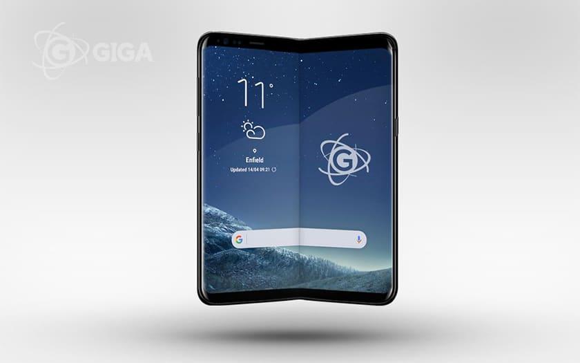 Galaxy X  à Quoi Peut Bien Servir Un Smartphone Pliant