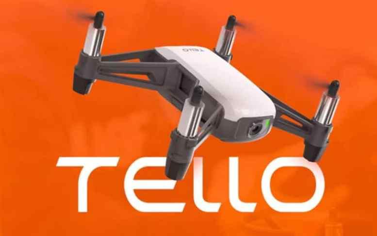 drone dji ryse tello